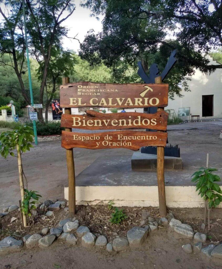 El Calvario, un lugar privilegiado para experimentar la misericordia
