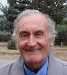 Cumpleaños de Fray Emilio Oscar Martensen ofm