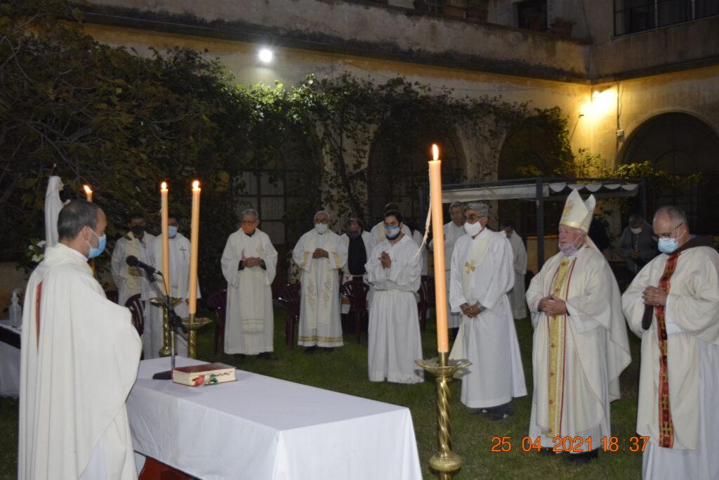 Palabras de despedida de la Parroquia San Antonio de Padua