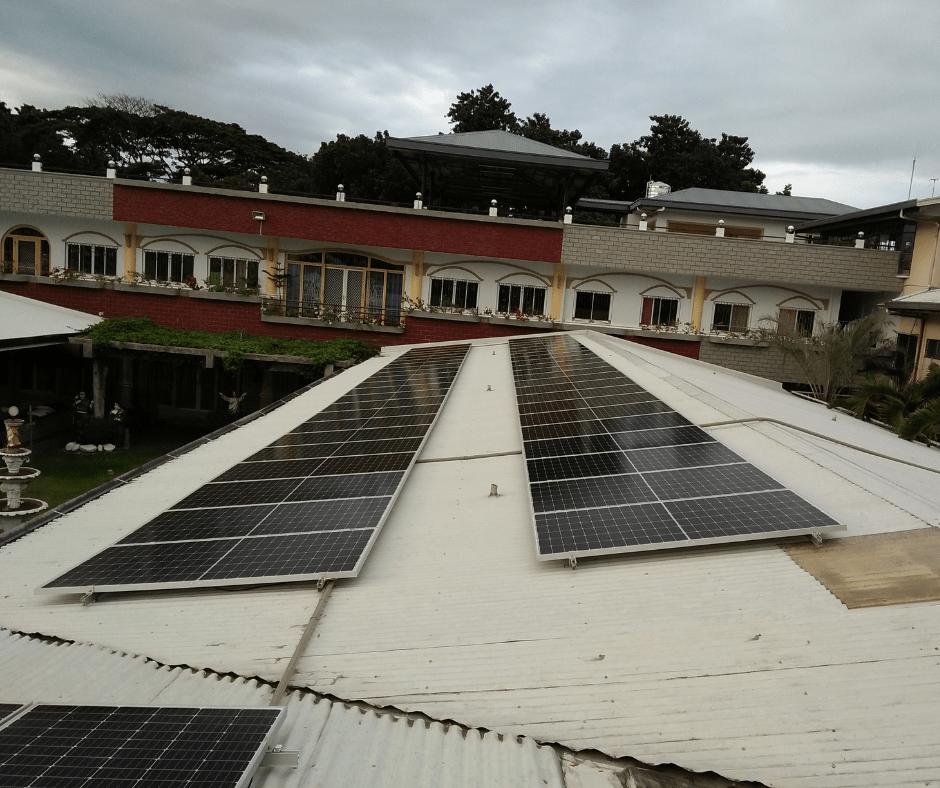 JPIC. Un Monasterio modelo en el uso de la energía renovable