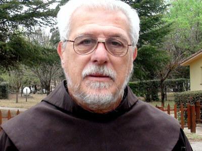 Partida de fray Eduardo Néstor Lascano a la Casa del Padre
