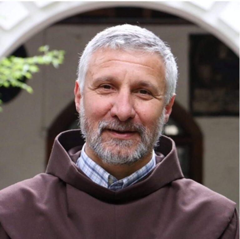 Capítulo General OFM. Fray Isauro Ulises Covili Linfati elegido Vicario General