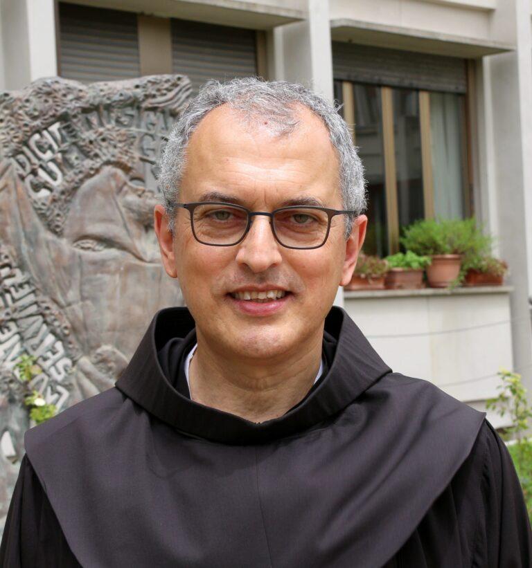 Fr. Massimo Fusarelli elegido nuevo Ministro General